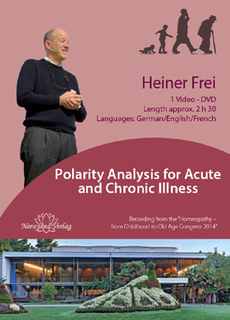 Polarity Analysis for Acute and Chronic Illness - 1 DVD, Heiner Frei
