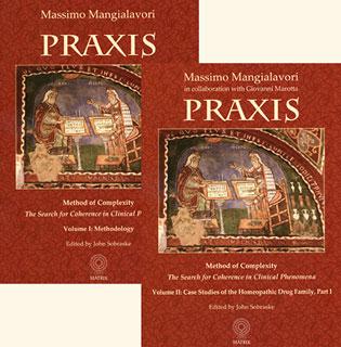 Praxis Volume 1 and 2 - English edition - Imperfect copy, Massimo Mangialavori