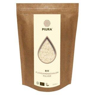Psyllium Husk Powder Organic Piura 250 G From Controlled