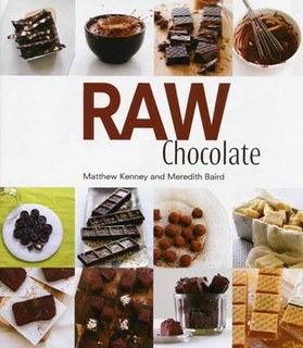 Raw Chocolate, Matthew Kenney / Meredith Baird