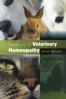 Repertory of Veterinary Homeopathy, John Hoare