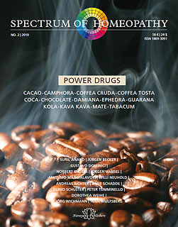 Spectrum of Homeopathy 2010-2, Power Drugs - E-Book, Narayana Verlag