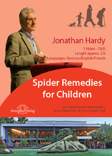 Spider Remedies for Children - 1 DVD, Jonathan Hardy