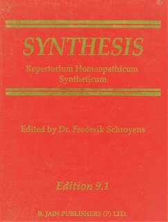 Synthesis 9.1 (English Edition), Frederik Schroyens