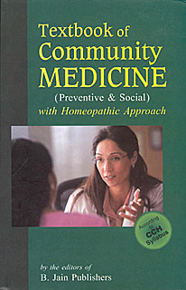 Textbook of Community Medicine (Preventive & Social), B. Jain