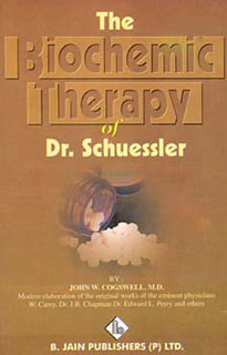 The Biochemic Therapy of Dr. Schuessler, John W. Cogswell