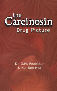 The Carcinosin Drug Picture, Donald Foubister