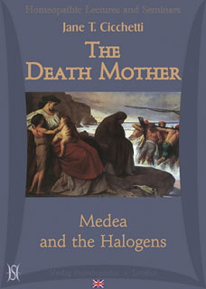The Death Mother - Medea and the Halogens - 8 CD's, Jane Cicchetti