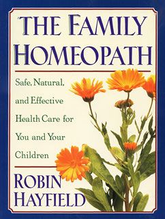 The Family Homeopath, Robin Hayfield