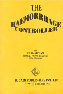 The Haemorrhage Controller, P.S. Kamthan