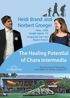 The Healing Potential of Chara intermedia - 1 DVD, Heidi Brand / Norbert Groeger