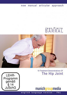 The Hip Joint - DVD, Jean-Pierre Barral