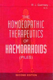 The Homeopathic Therapeutics of Haemorrhoids, William Jefferson Guernsey