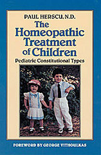 The Homeopathic Treatment of Children, Paul Herscu
