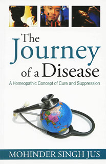 The Journey of a Disease - Paperback, Mohinder Singh Jus