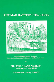 The Mad Hatter's Tea Party, Melissa Assilem