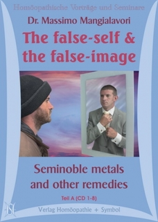The false-self and the false-image - 15 CD's, Massimo Mangialavori
