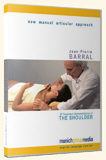 The shoulder - DVD, Jean-Pierre Barral