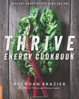 Thrive Energy Cookbook, Brendan Brazier