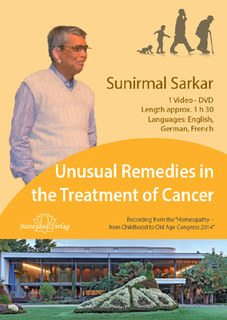 Unusual remedies in the treatment of Cancer - 1 DVD, Dr. Sunirmal Sarkar