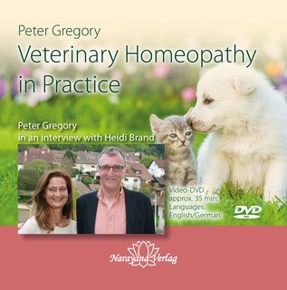 Veterinary Homeopathy in Practice-DVD, Peter Gregory