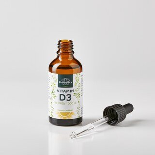 Vitamin D3 Drops - from Unimedica - 50 ml