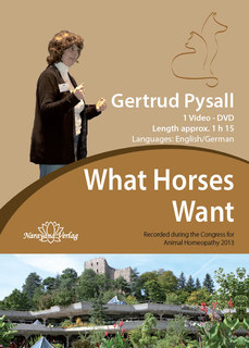 What Horses Want - 1 DVD, Gertrud Pysall