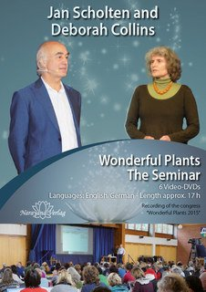 Wonderful Plants - The Seminar - 6 DVD's, Jan Scholten / Deborah Collins