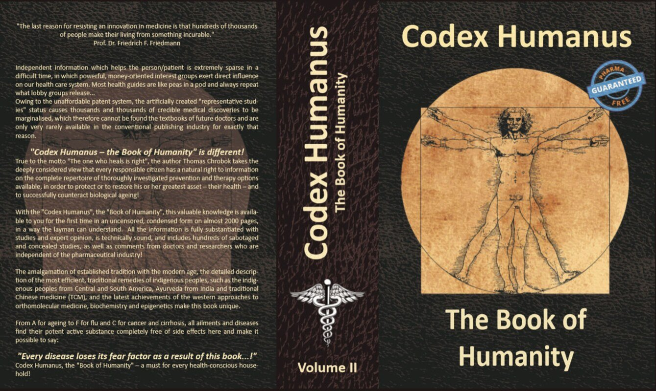 Codex Humanus - The Book of Humanity